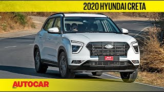 2020 Hyundai Creta Review - Better than the original? | First Drive | Autocar India