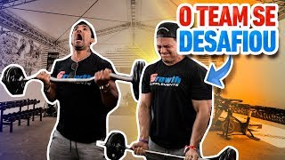 TEAM GROWTH SE DESAFIOU! GROWTH DAY CAIO BOTTURA SHEVIII2k VICTOR LELIS