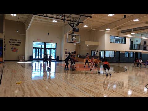 Dana Barros basketball camp