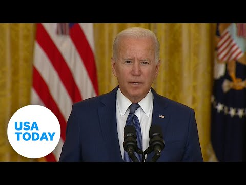 Joe Biden wants students to keep wearing masks and get vaccinated | USA TODAY
