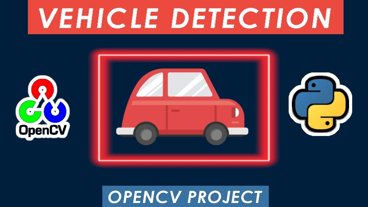 Open-CV Project : REAL-TIME Vehicle detection Project in 6 minutes