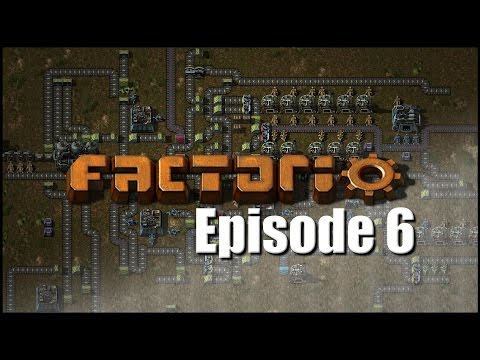 [PGPlays] Factorio Episode 6 Cook all the things