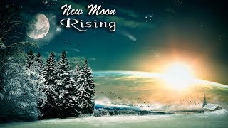 Wonderful Relax Music: nature sounds and Piano soothing | New Moon Rising - Richard Evans