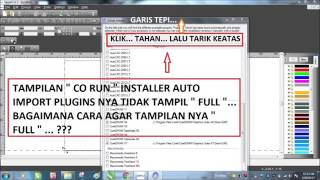 GCC GREATCUT 3 ( INSTALL AUTOIMPORT PLUGINS COREL DRAW )