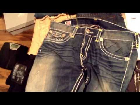 TRUE RELIGION JEANS HUGE COLLECTION