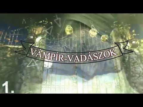 Vámpír-Vadászok - Hivatalos főcímdal  Vampire-Hunters - Official Theme