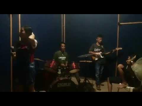 cover lagu pantero band(ngalpasan rindu)