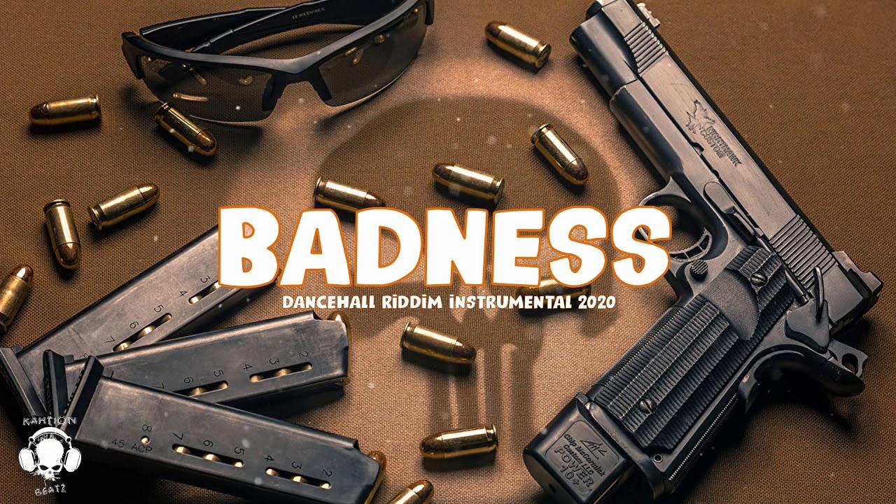 Download Dancehall Riddim Instrumental 2021 (Badness)💥💥💥 x Dancehall Type Beat (Kahtion Beatz)