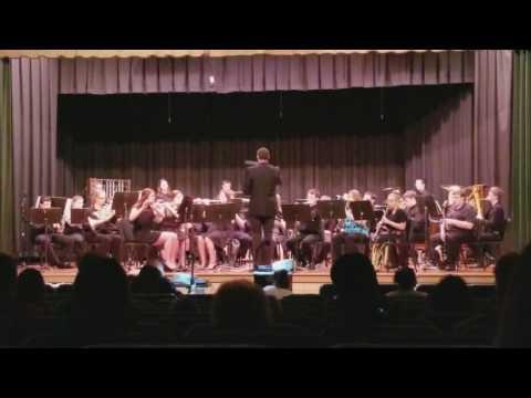 Dwight High School 2017 Spring Concert part 1