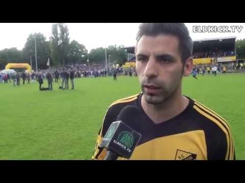 Interview mit Carlos Flores (SC Condor) | ELBKICK.TV