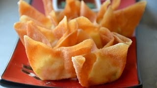 How to Make Restaurant Style Crab Rangoon