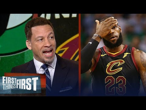 Chris Broussard's reason LeBron James is leaving the Cleveland Cavaliers | NBA | FIRST THINGS FIRST