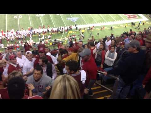 Bama Mom Goes Crazy on OU Student Raw footage