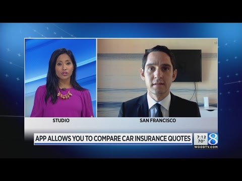 App Allows You To Compare Car Insurance Quotes