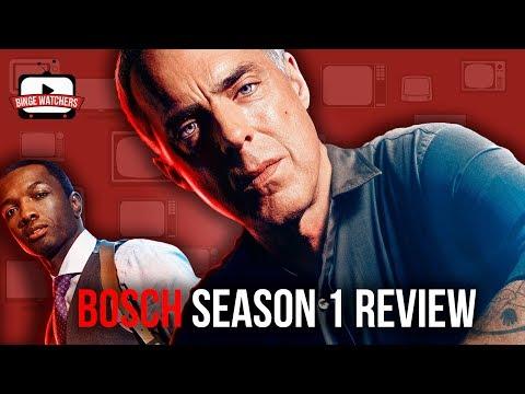 BOSCH Season 1 Review (Spoiler Free!)