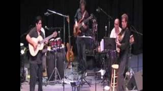 Original Composition by Tony Ybarra and Chalo Eudardo Live at El Ca...