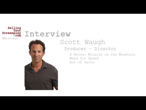 SYS 199: Director  Producer Scott Waugh Talks About His New Film, 6 Below: Miracle on the Mountain