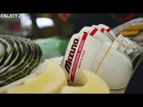 Mizuno Football boots Factory Japan