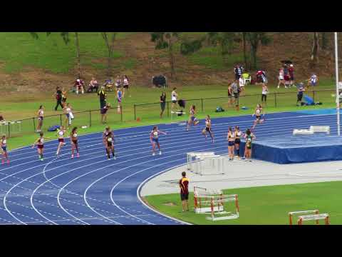 4x100m 13-15W TF1 South Coast 49.41 Qld School Champpionships 2017