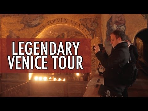 Legendary Venice: St. Mark's Basilica & Doge's Palace | Walks of Italy