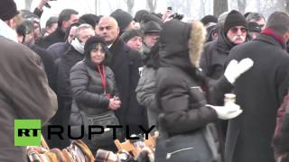 Poland: Auschwitz remembers liberation 69 years later