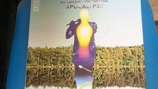 25AP 1284 Apocalypse/Mahavishnu Orchestra LP record CBS Sony 黙示録...