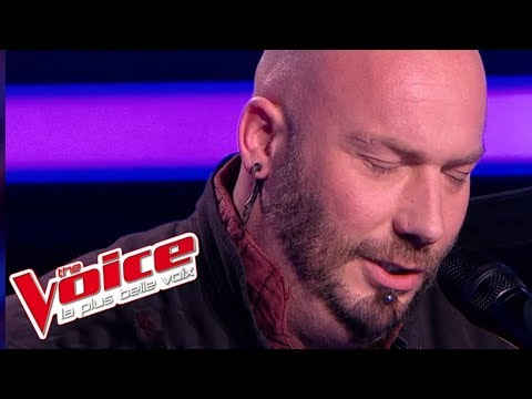 Cancion sefaradi | Luc Arbogast | The Voice France 2013 | Blind Audition