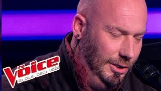 Cancion sefaradi | Luc Arbogast | The Voice France 2013 | Bl...