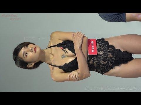 [4K UHD]JVID女郎❤Verna❤沈77❤Cami❤李萱❤C0041 @ 2018 TRE 台北國際成人展Taipei Red Expo