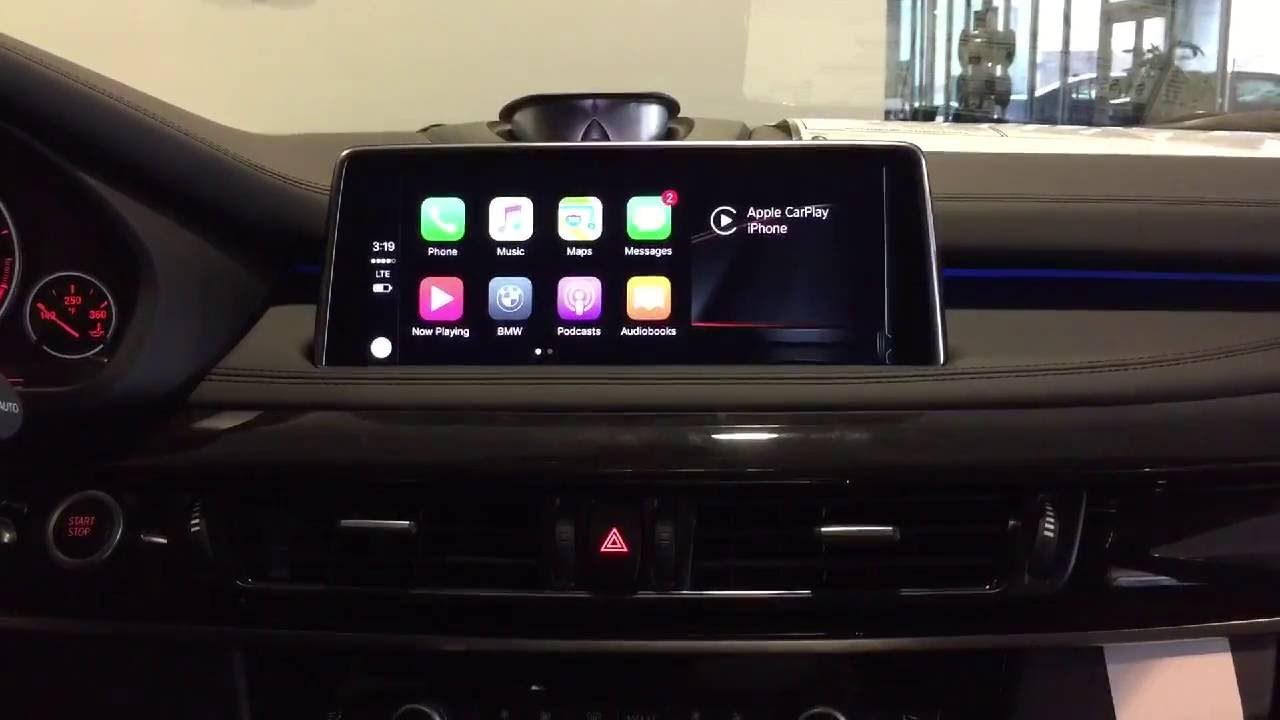 apple carplay inside bmw with faith and amanda from valley. Black Bedroom Furniture Sets. Home Design Ideas