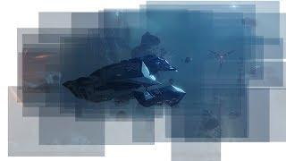 Eve Online - ABYSS - бездны 3го уровня на модернизированной Gila