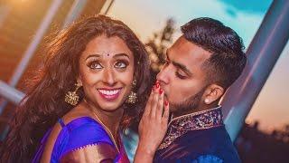 Naz & NIru | Pre Wedding Shoot's Bloopers
