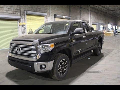 Купить новый авто из Америки под заказ, Toyota Tundra 2014-2016, Мега Авто