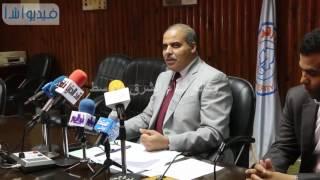 بالفيديو : مؤتمر صحفى لرئيس جامعة الأزهر لمناقشة بعض الملفات الهامة