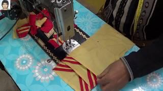 fashion designing secret technique pleats design you can use any dresses prasanta kar