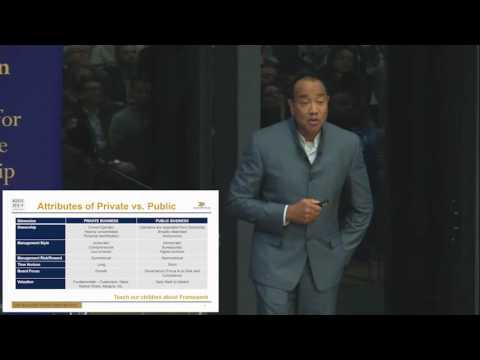The Wealthy Invest Differently: Michael Lee-Chin