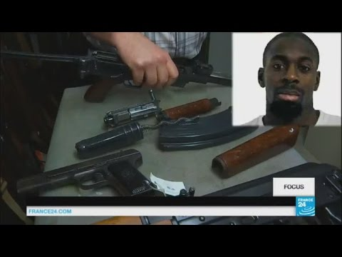 Europe struggles to crack down on weapons trafficking