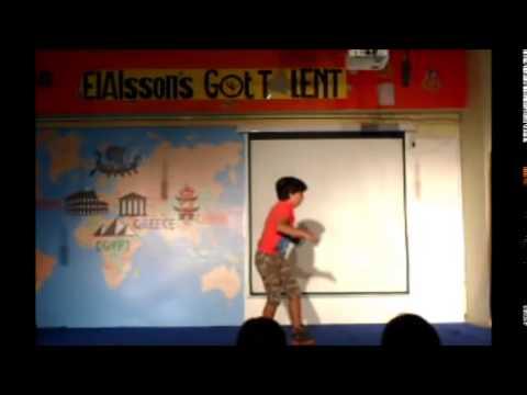 El Alssons Got Talent