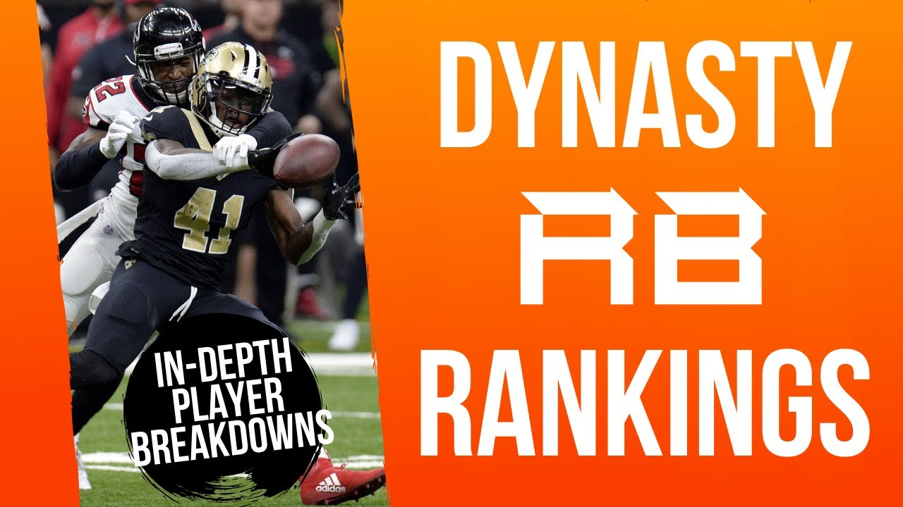Fantasy Football Dynasty/Keeper Running Back Rankings (PART 1)