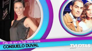 Kuno Becker y Natalia Téllez,J Balvin polémica,Eiza González espectacular,Consuelo Duval feliz.