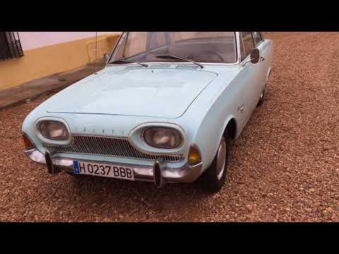Ford Taunus 17m Badewanne De 1962 Youtube