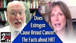 Does Hormone Replacement Therapy Cause Breast Cancer? Estrogen Effects on Women!