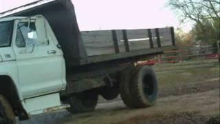 Dump Truck Redneck Fix