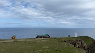 Remote site inspection with Connect Faroe Islands in Suðuroy