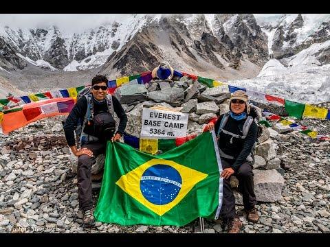 Trekking Campo base Everest e Vale de Gokyo (09/2015) - Parte 1