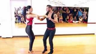 06/21/14 - DC Bachata Masters - Daniel Y Desiree (Bachata en Nueva York)
