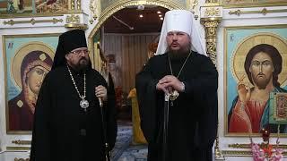 Слово митрополита Ферапонта в субботу Недели 6-ой по Пятидесятнице