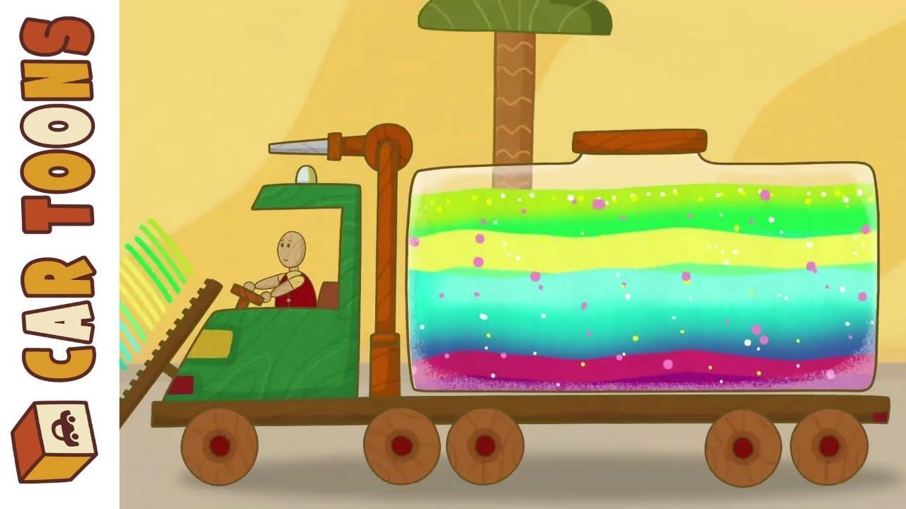 Car Toons Compilation. An Animated Car Cartoon #1