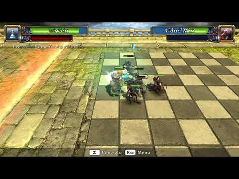 Battle vs Chess 화이트 모드 |