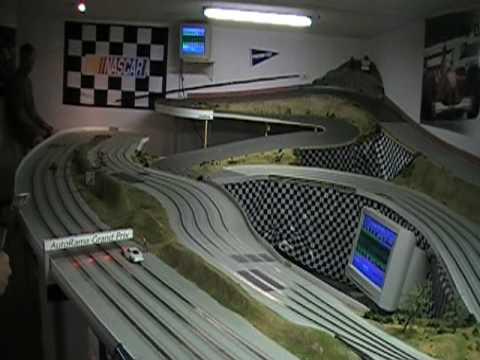Slot Car Racing NASCAR Night at Autorama Speedway